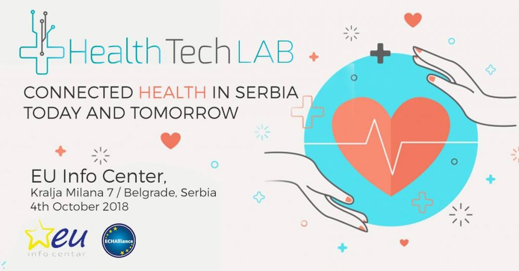 Connected Health in Serbia: today and tomorrow