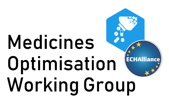 Health Tech Lab is part of Medicines Optimization Working Group (MOWG) within European Connected Health Alliance and coordinated by World Health Organization