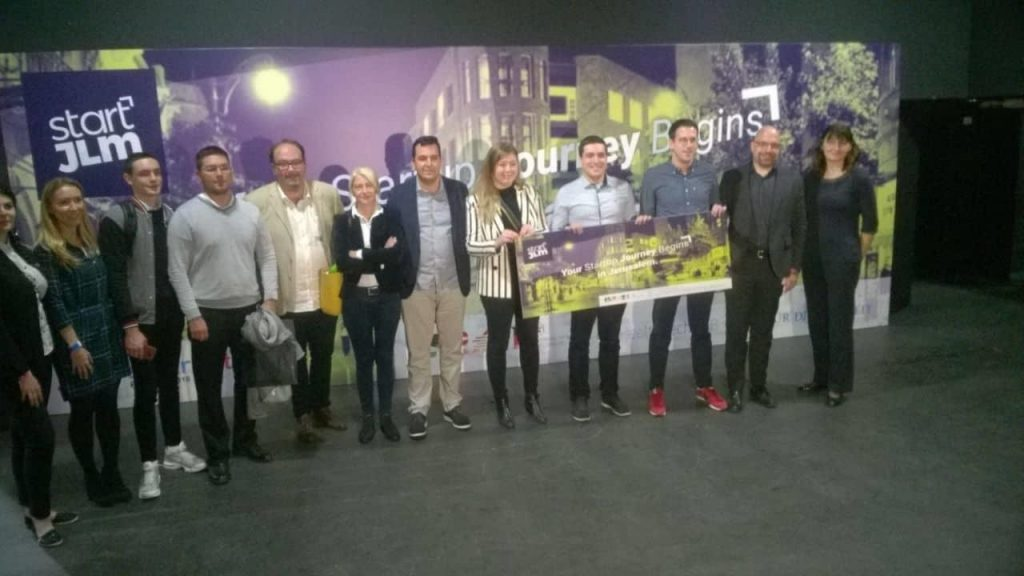 Smart Research won Startup Jerusalem award organized by Health Tech Lab and Israeli embassy in Serbia during Smart City festival in Belgrade
